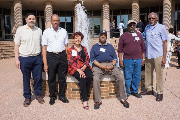 Hampton Univ. Class of 1963 50th Reunion - Saturday