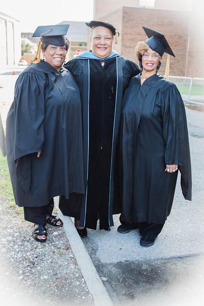 HU Class of 1964 Golden Reunion - Graduation