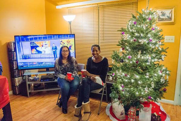 Nicole's 2014 Christmas Party