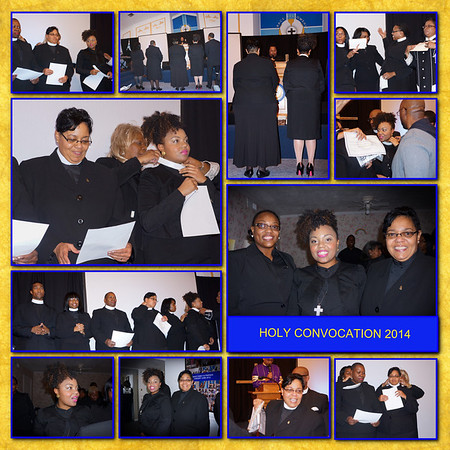 Holy Convocation 2014