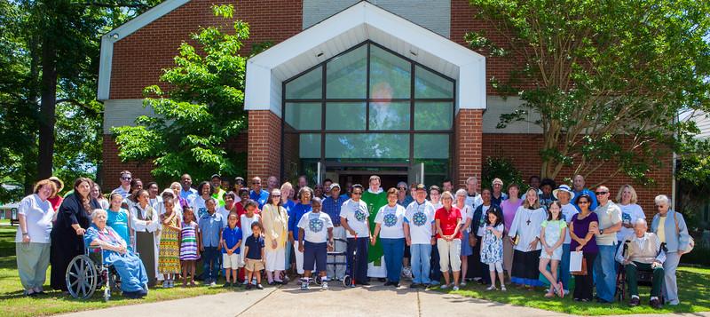 St. Francis 6-7-2015 Picnic